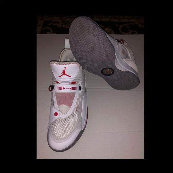 Jordan Shoes | Xxxiii 33 White Gym Red